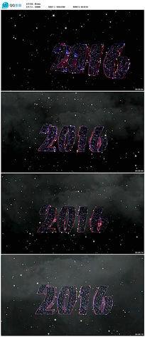 2016年新年视频素材