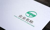绿色贸易公司logo