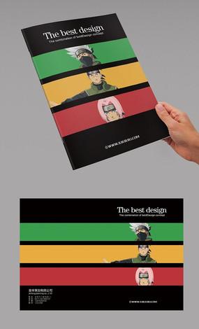 创意书籍设计封面
