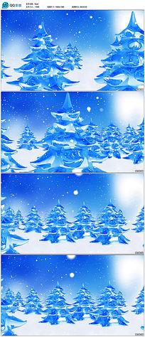 圣诞节动画视频素材