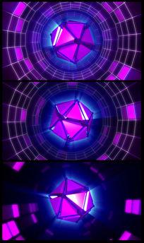 T台走秀人屏互动秀舞蹈秀LED视频