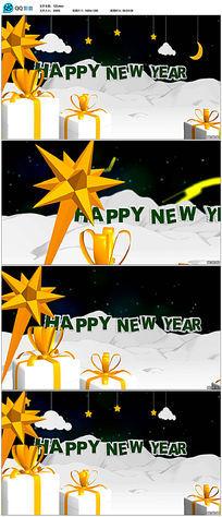 新年视频素材