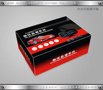 汽车胎压监测系统包装