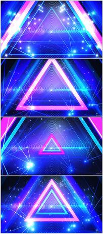 舞台走秀LED大屏视频