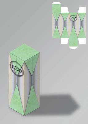 古典高档包装盒