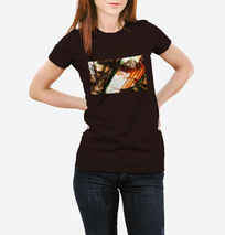 抽象潮流衬衫图案印花设计