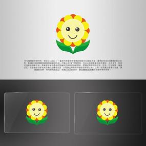 向日葵标志