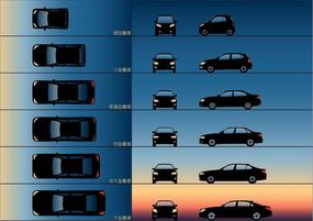 汽车三视图