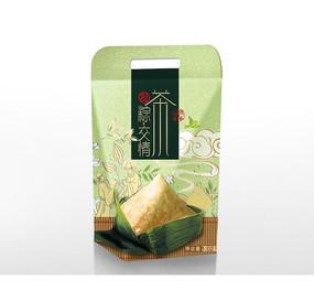 茶粽包装设计