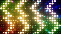 绚丽动感箭头矩阵灯舞台背景视频
