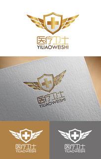 大气创意医疗logo