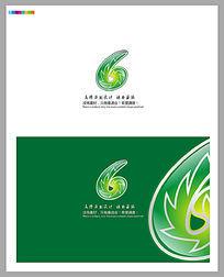 绿色数字标志