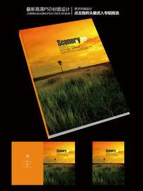 国外商业集团杂志封面设计素材