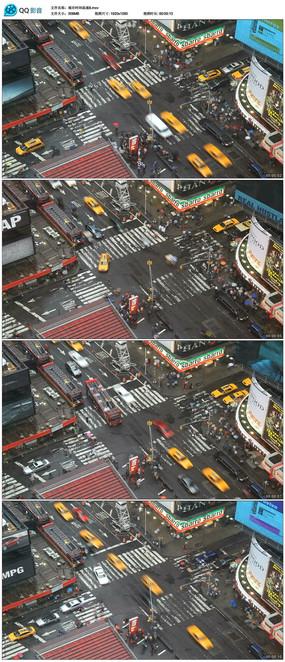 城市十字路口