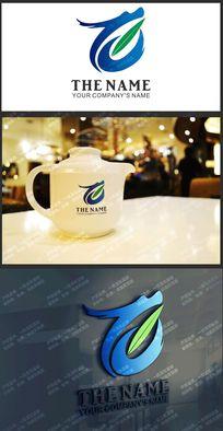 大气企业中国龙logo设计