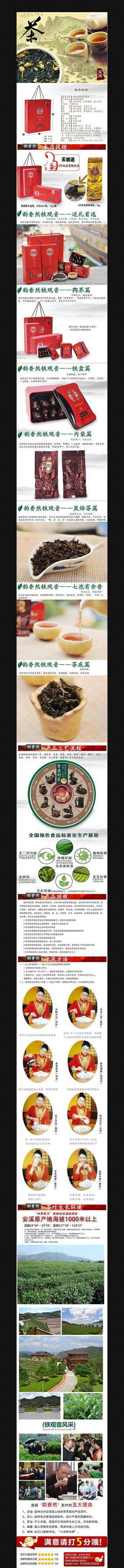 淘宝食品细节描述页