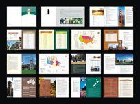 格甲教育机构企业画册