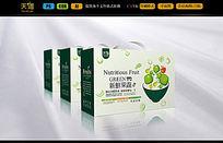 精品绿色水果包装