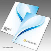 简洁大气科技产品封面