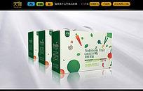 绿色水果包装