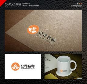 简洁大气的公司logo