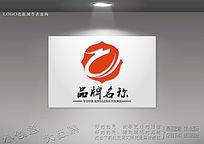 吉祥龙logo 吉祥龙标志 吉祥龙头标志