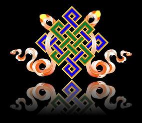 藏族吉祥圖案