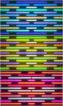 动感霓虹灯线条运动酒吧VJ视频