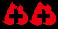 动物诊所logo