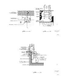 游泳池扶梯施工详图 CAD