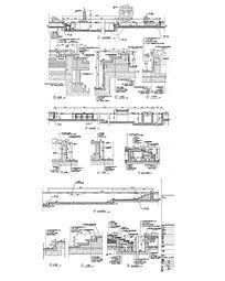 游泳池剖面结构详图CAD