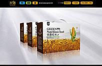 五谷食品包裝設計