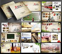 同学录画册纪念册设计