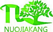诺全康绿色健康环保logo设计cdr源文件