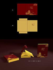 武漢特色禮品包裝盒