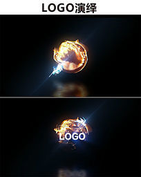 粒子能量球logo揭示