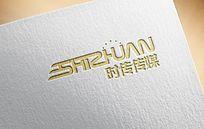 金色大气传媒公司logo