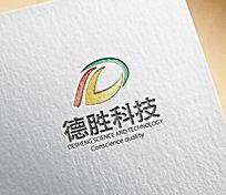 时尚科技公司logo