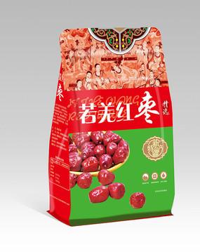 紅棗包裝設計