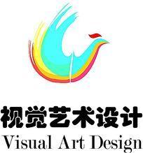 凤凰视觉艺术设计标志