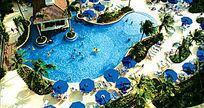 地中海游泳池