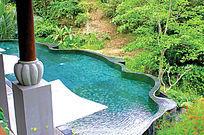 私家游泳池