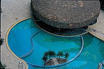 太极游泳池