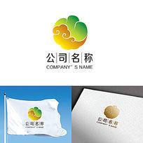 旅游景区logo