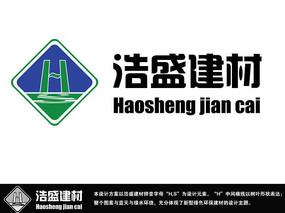 建筑房地产行业标志