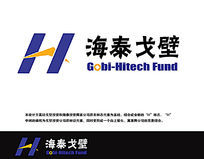 金融保险投资行业logo标志