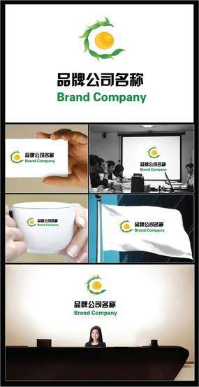 果蔬logo