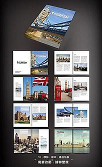 国外旅游画册