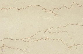 红线米黄大理石