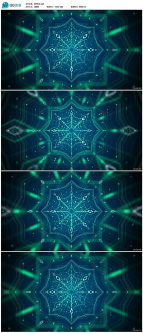 灯光闪烁led大屏幕背景视频素材